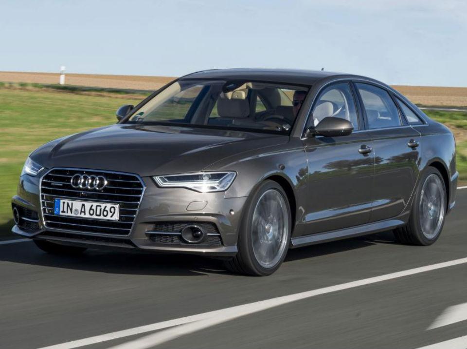 Updated Audi A6