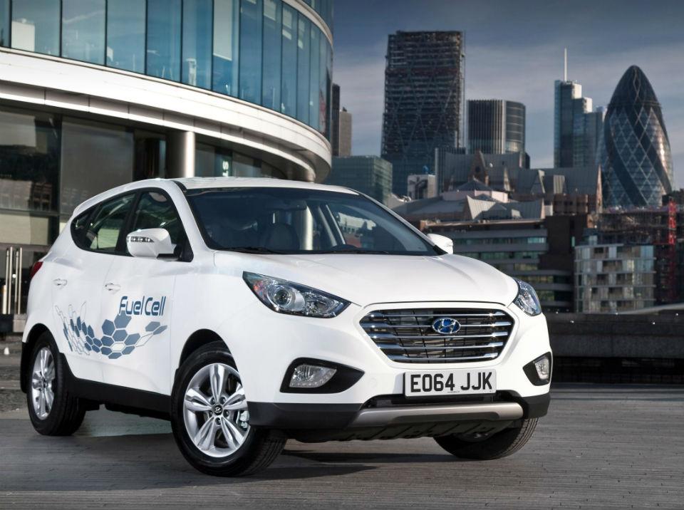 Hyundai ix35 Hydrogen