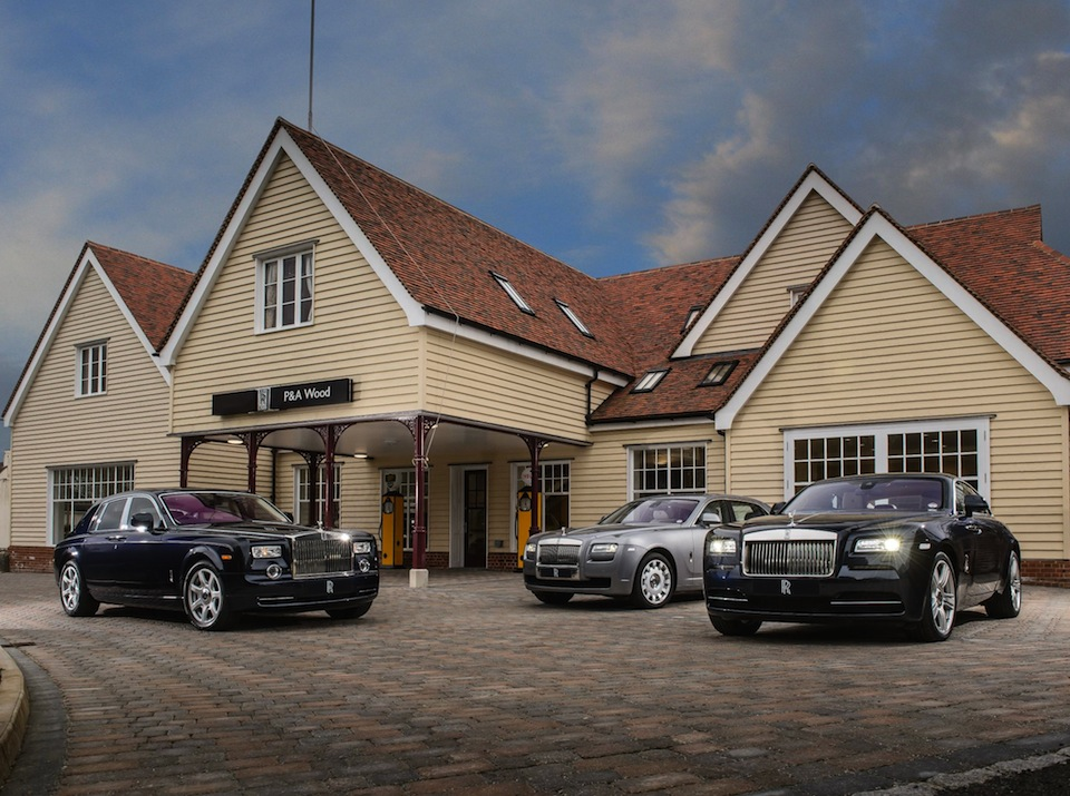Rolls Royce Dealership