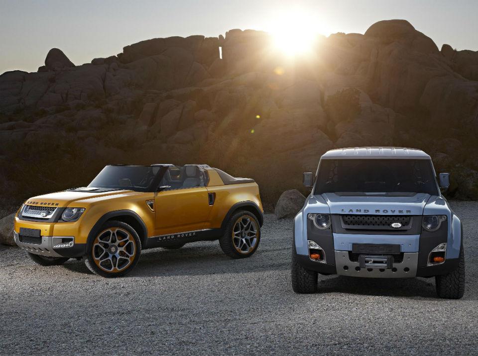 Land Rover considering smaller SUV