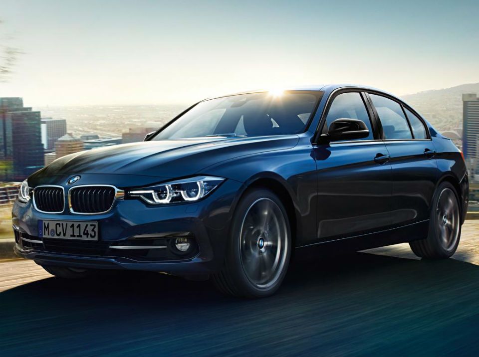 BMW 320d ED Sport