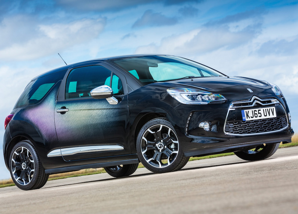 Citroen DS 3 Dark Light