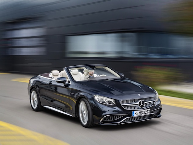 Mercedes-Benz AMG S 65 Cabriolet