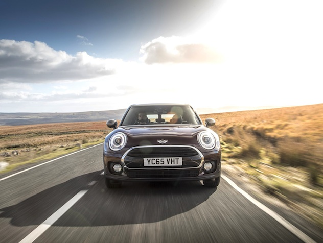 New Mini Clubman