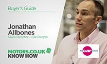 Ask an Expert Jonathan Allbones