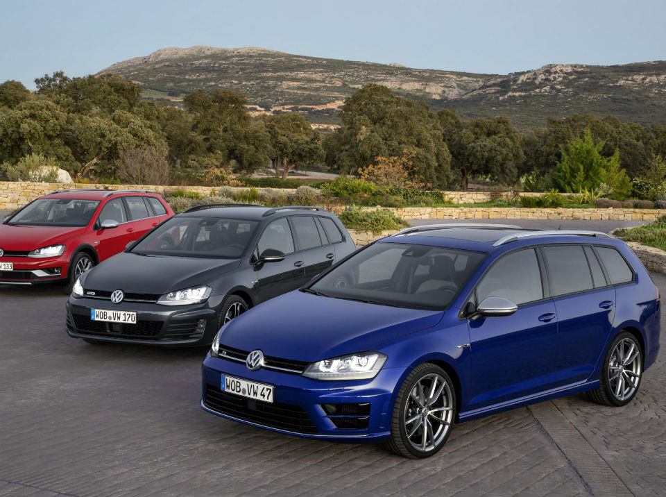 Volkswagen Golf Estates