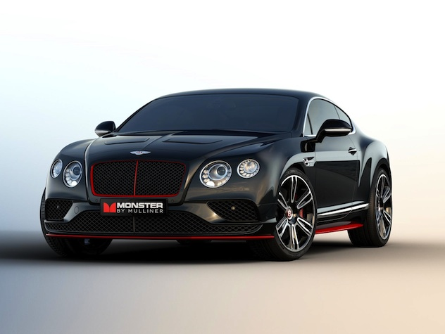 Bentley Monster by Mulliner Continental GT V8 S
