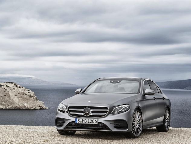 Mercedes-Benz E-Class Salloon