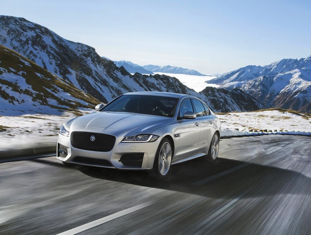 Jaguar AWD XF Saloon