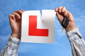 Take precautions to avoid whiplash, especially in a recently purchased car